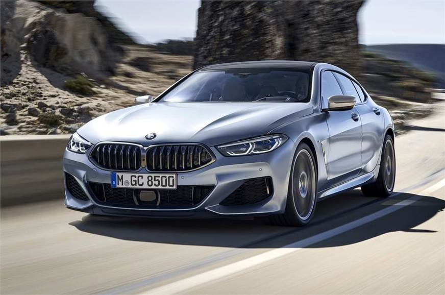 2019 BMW 8 Series Gran Coupe