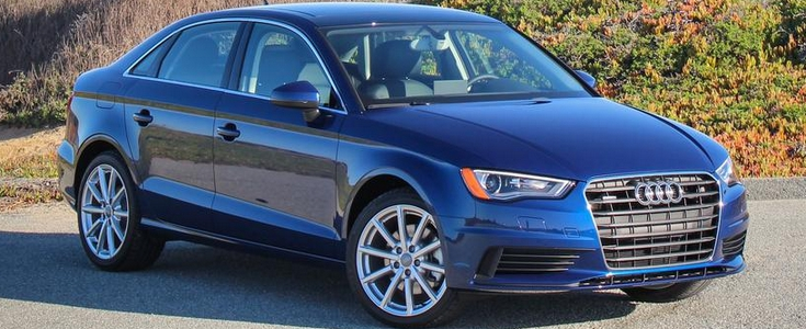 2015 Audi A3 Photo Review