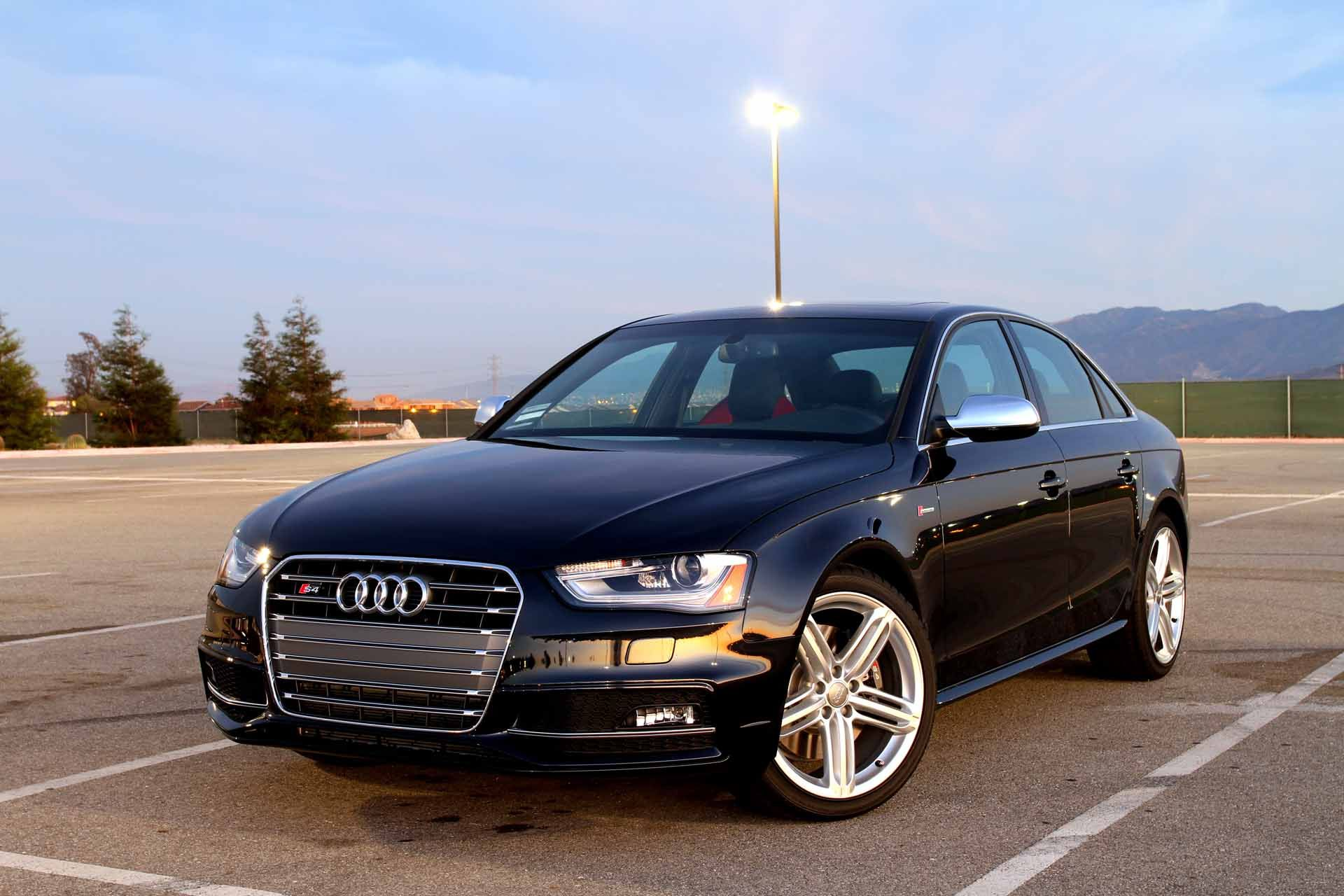 2015 audi s4 reviews photos video specs price. Black Bedroom Furniture Sets. Home Design Ideas