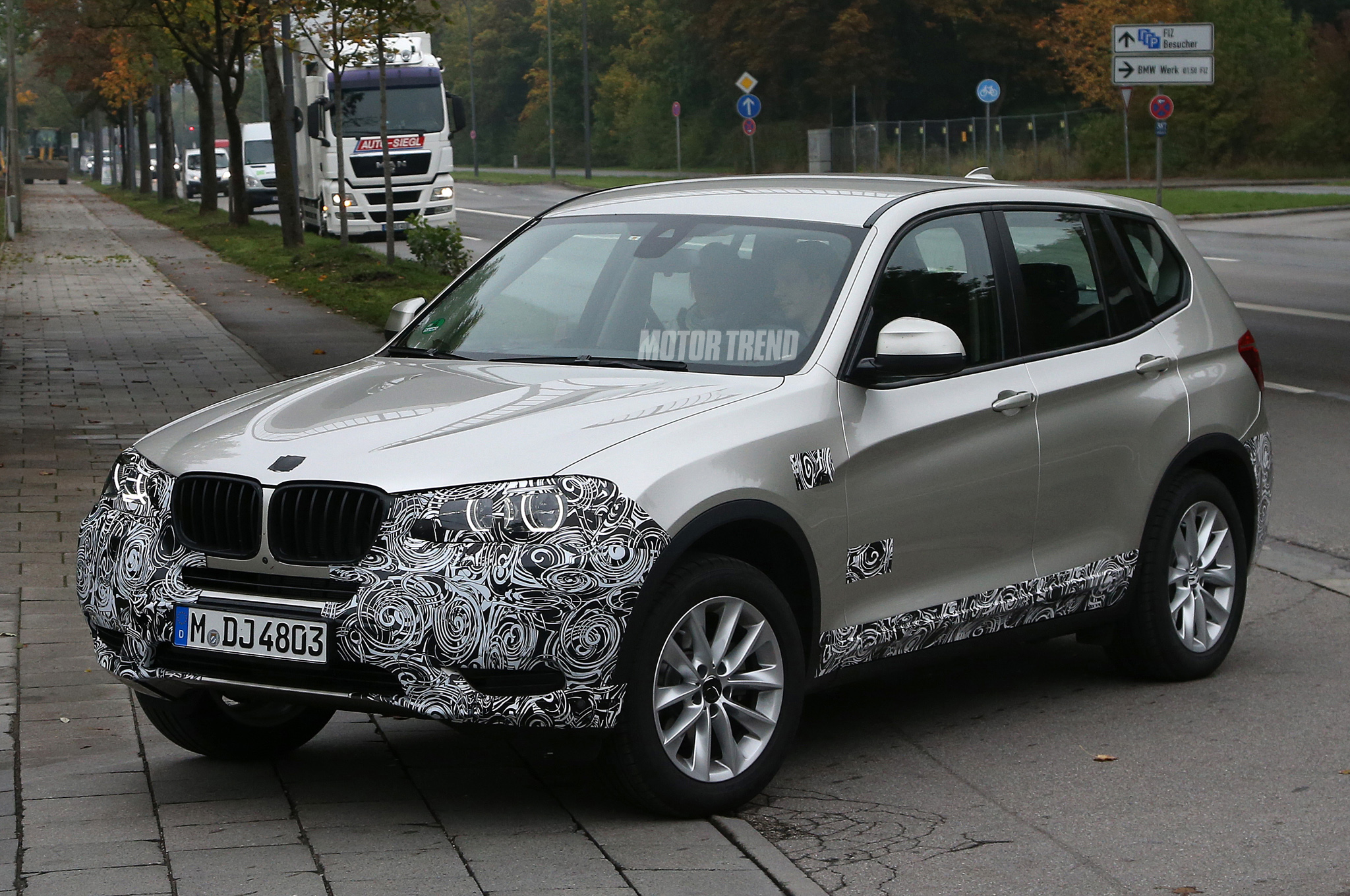 2015 Bmw X3 Reviews Photos Video And Price 2015 Bmw X3