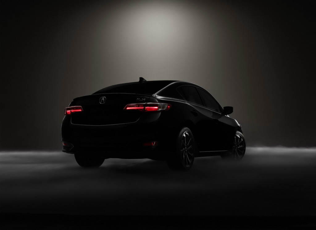 2016 Acura RLX External features