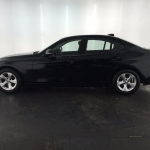 black bmw 320d for sale