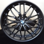 black bmw 328xi rims
