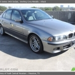 black bmw 540i sale