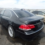 black bmw 750li for sale