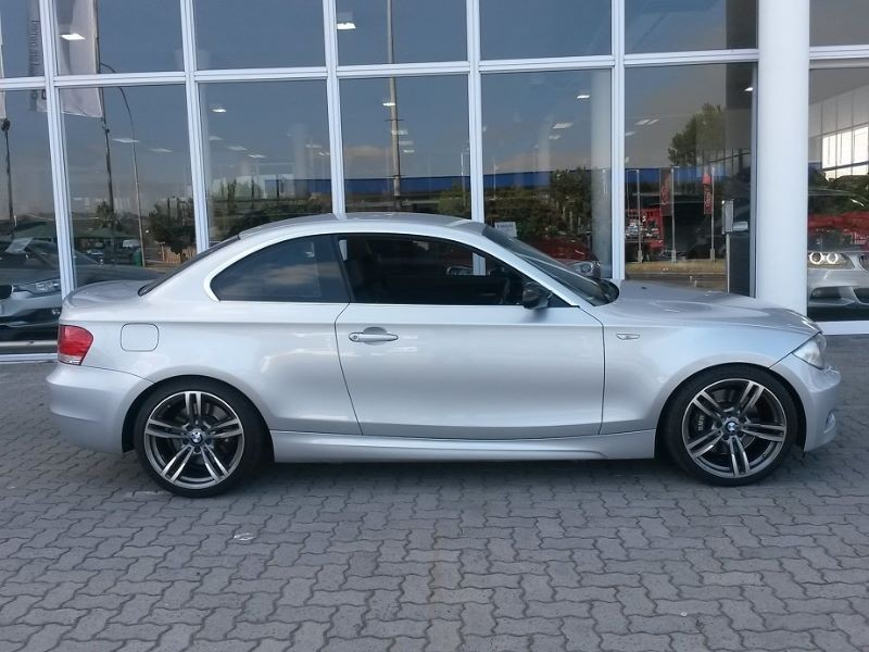 black bmw 1 series coupe for sale photo - 7