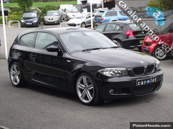 black bmw 1 series for sale photo - 6