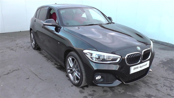 black bmw 1 series for sale photo - 7