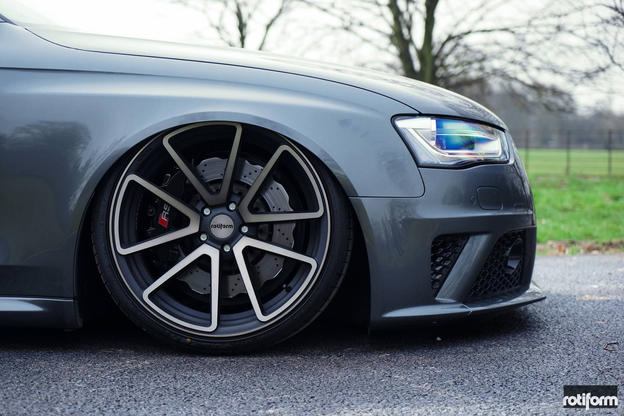 black bmw 18 wheels photo - 4