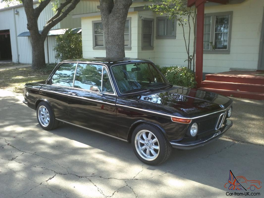 black bmw 2002 for sale photo - 3