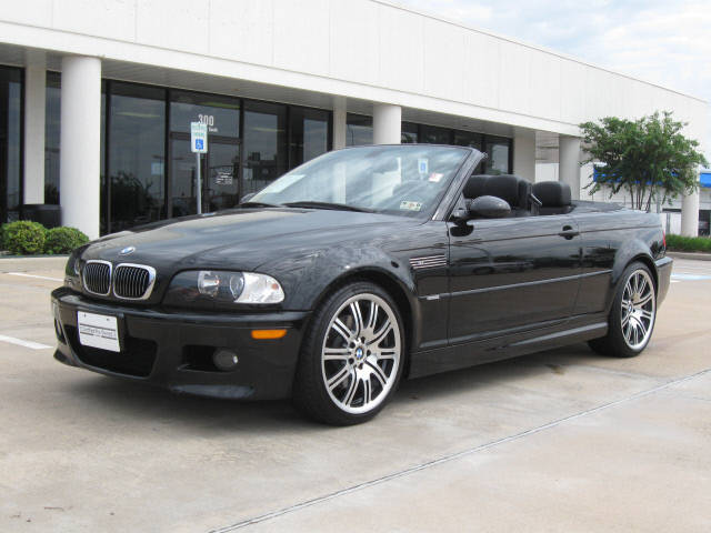 black bmw 3 series convertible photo - 6