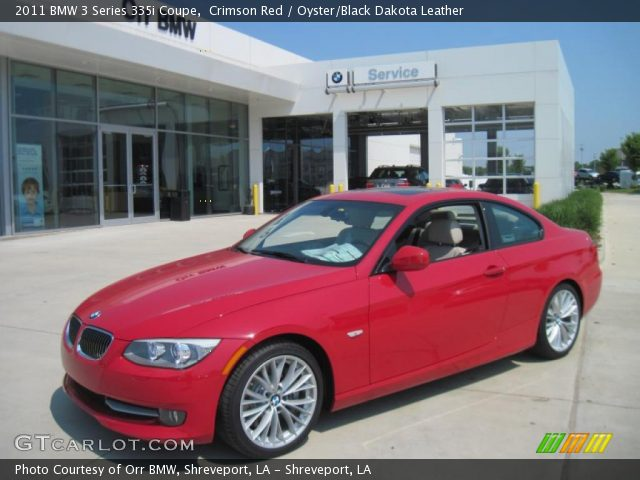 black bmw 3 series with red interior photo - 7