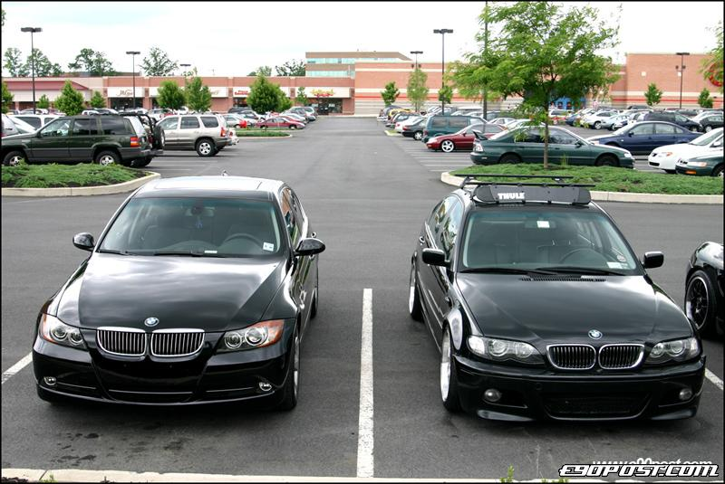 black bmw 325i 2002 photo - 2