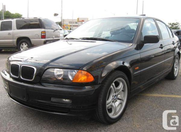 black bmw 325i for sale photo - 4