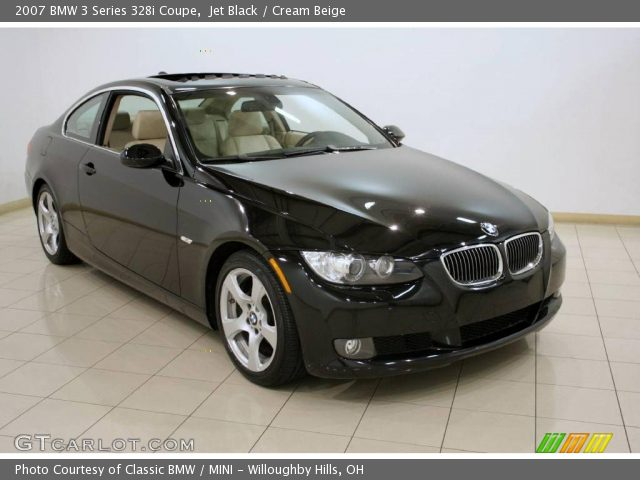 black bmw 328i coupe photo - 2
