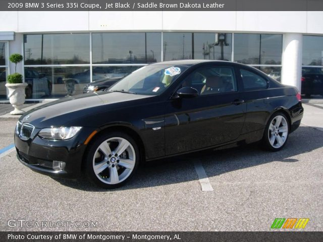black bmw 335i coupe for sale photo - 3