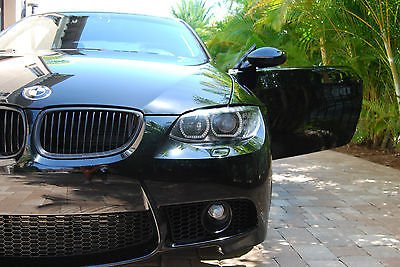 black bmw 335i coupe for sale photo - 5