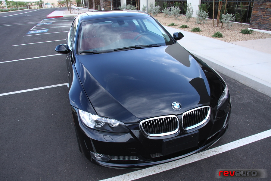 black bmw 335i coupe for sale photo - 6