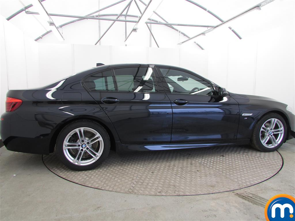 black bmw 5 series m sport for sale photo - 2