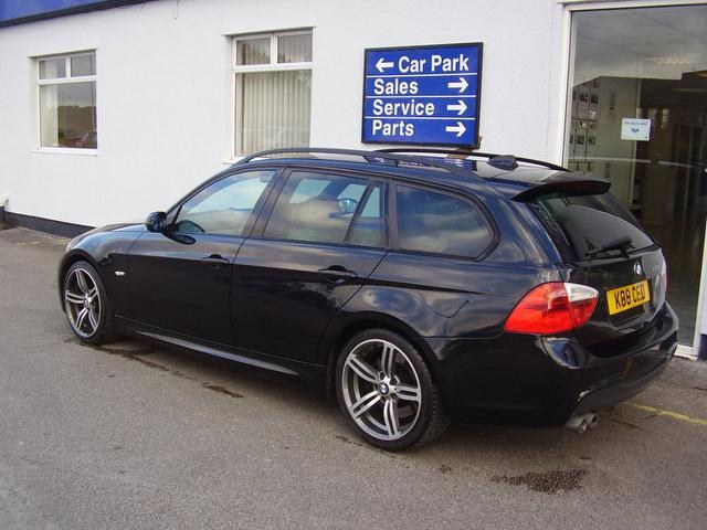 black bmw 5 series m sport for sale photo - 6