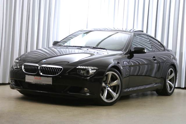 black bmw 5 series price photo - 6