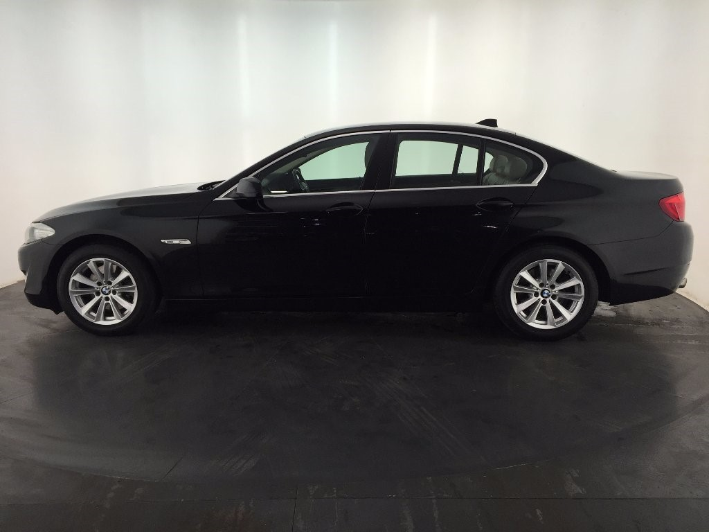 black bmw 520d sale photo - 7
