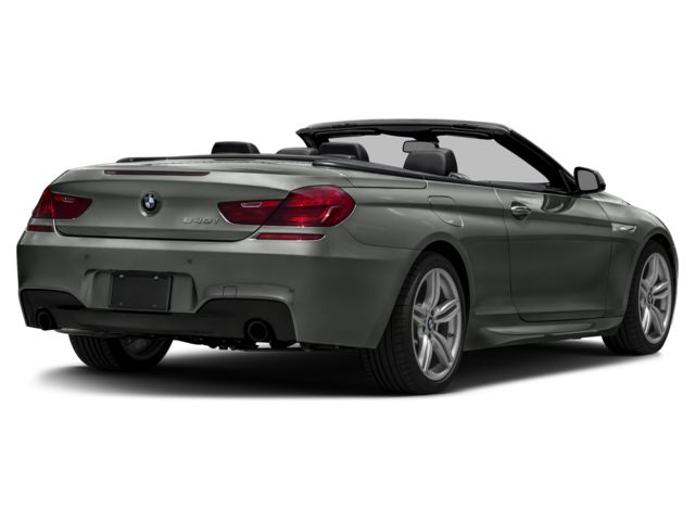 black bmw 6 series convertible for sale photo - 2