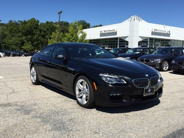 black bmw 6 series for sale photo - 5