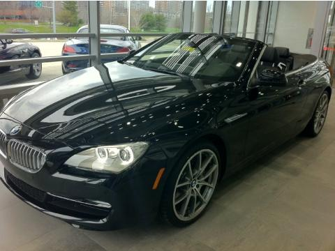 black bmw 6 series for sale photo - 6