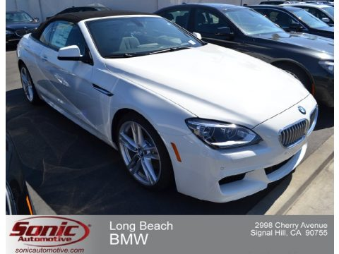 black bmw 650i convertible for sale photo - 1