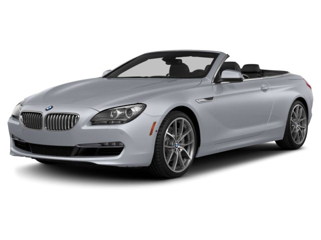 black bmw 650i convertible for sale photo - 3