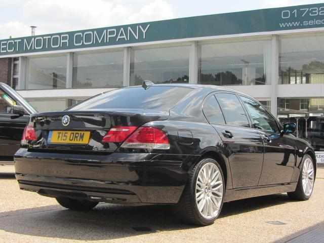 black bmw 7 series for sale photo - 7