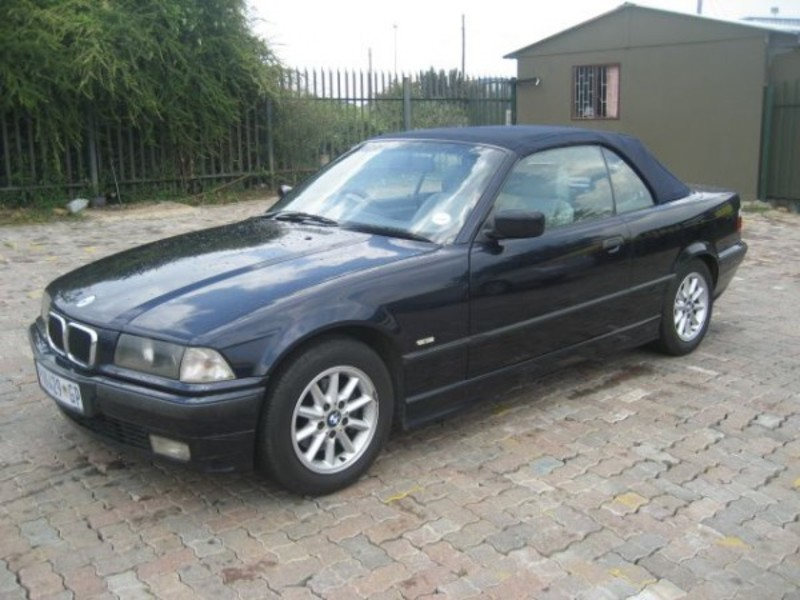 black bmw convertible 3 series for sale photo - 6