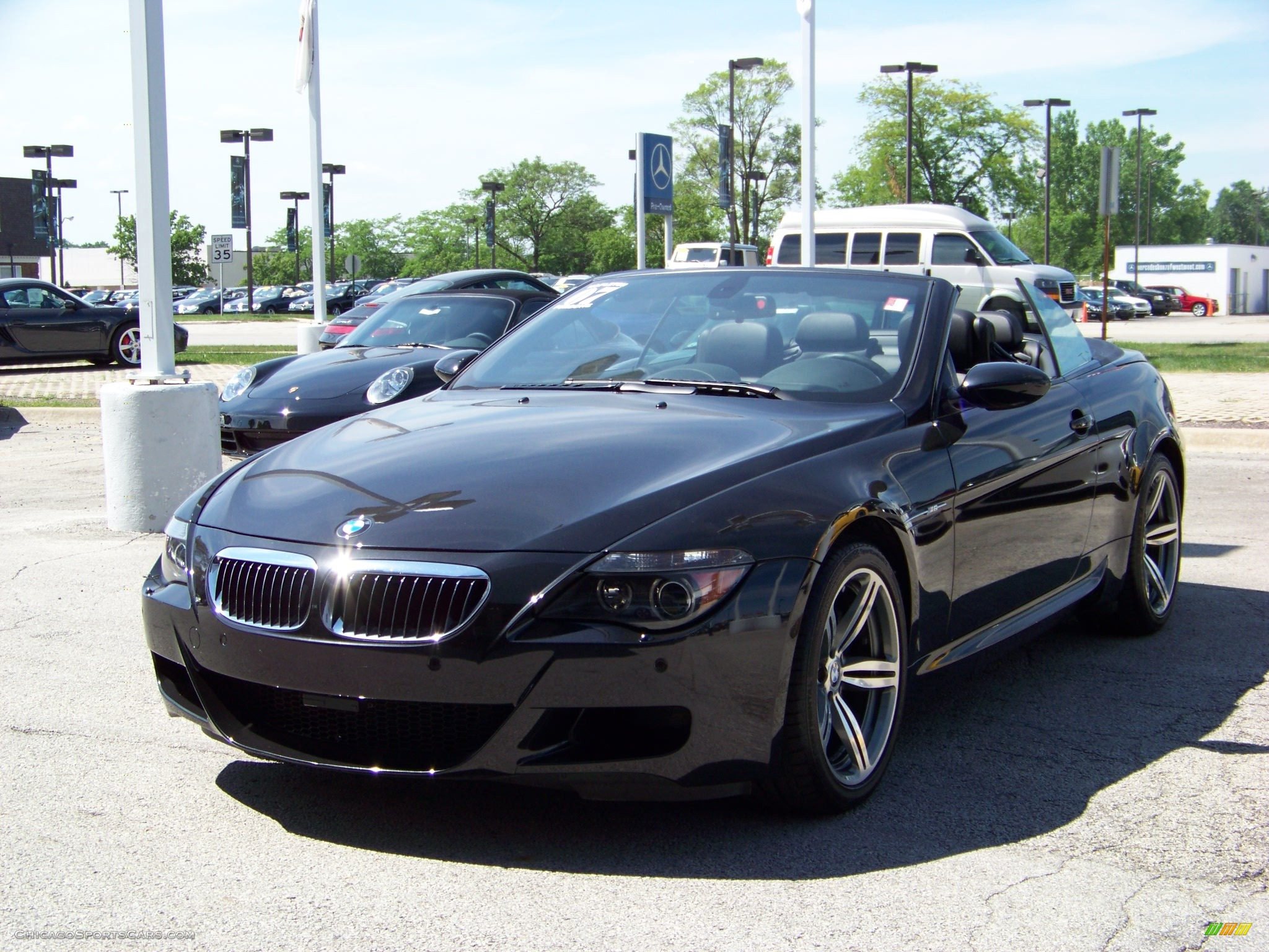 black bmw convertible for sale photo - 3