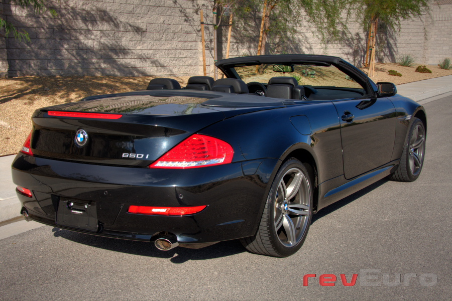 black bmw convertibles for sale photo - 3