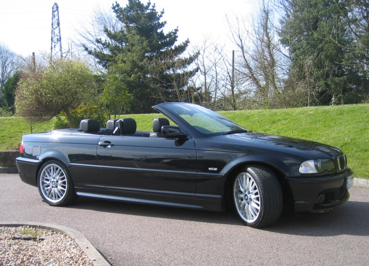 black bmw convertibles for sale photo - 4