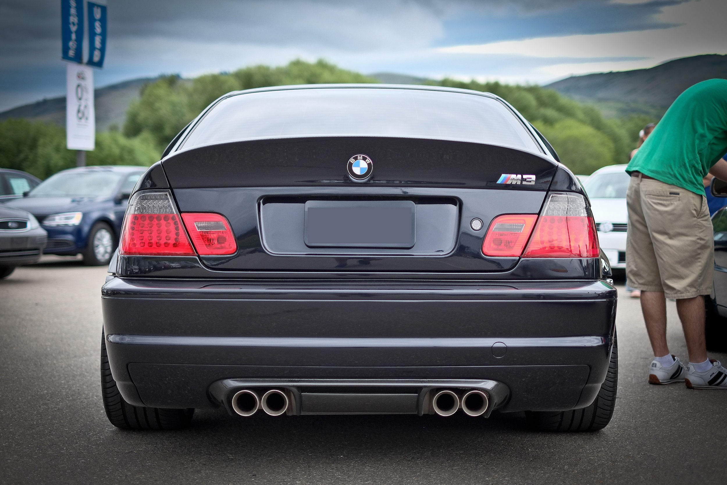 Black Bmw E46 M3 Car Photos Catalog 2019