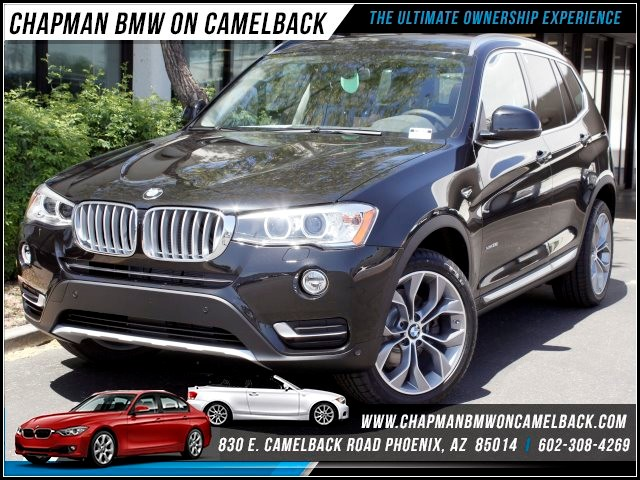 black bmw x3 2015 photo - 3