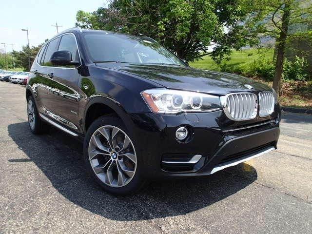 black bmw x3 2015 photo - 7