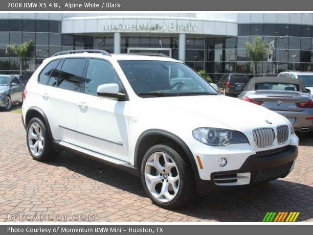 black bmw x5 2008 photo - 4