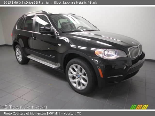 black bmw x5 2013 photo - 1