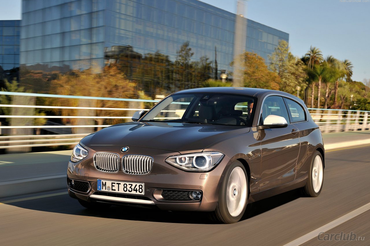 bmw 1 3 door photo - 2