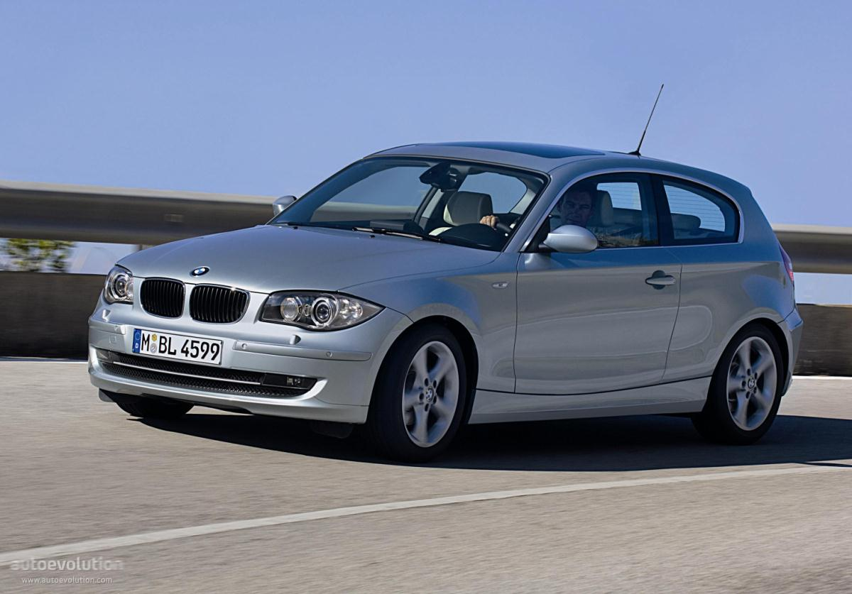 bmw 1 3 door photo - 3