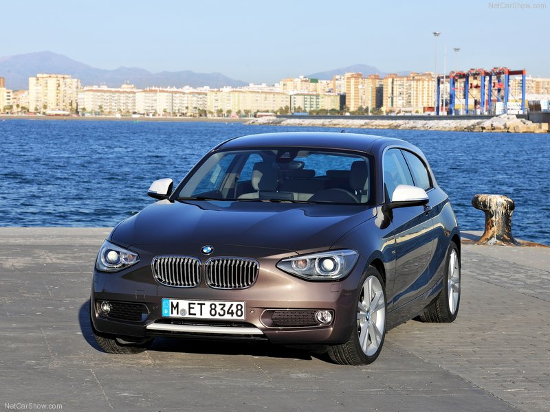 bmw 1 3 door photo - 5
