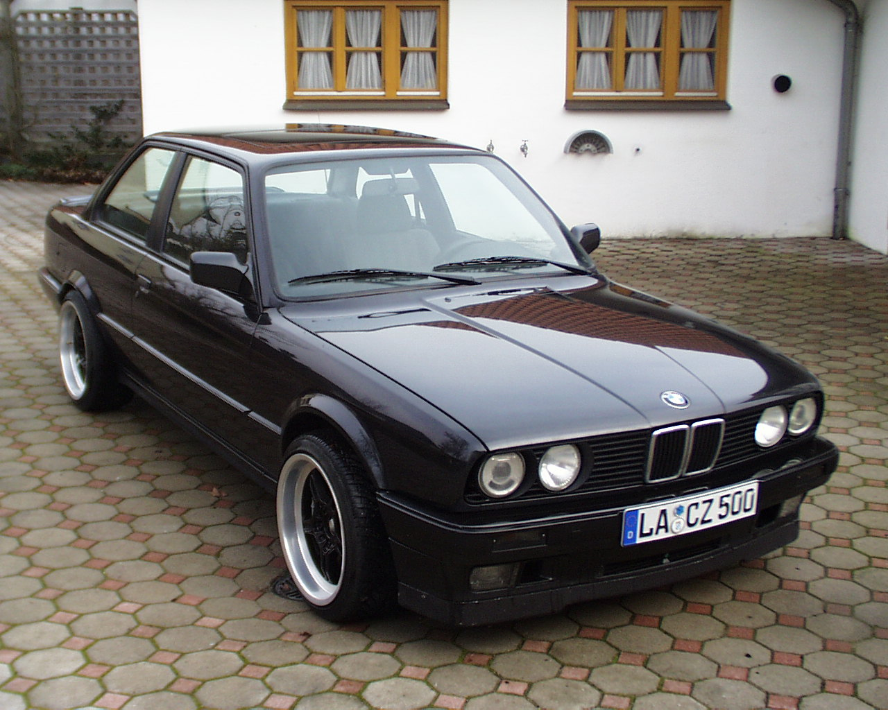 Bmw 318i E30 1983 Car Photos Catalog 2019