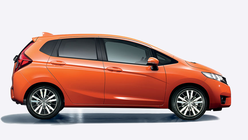 2016 Honda Jazz Car Photos Catalog 2018