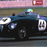 1951 Jaguar C Type