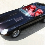 2011 Jaguar E Type Speedster