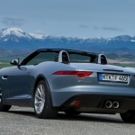 2014 Jaguar F Type V6