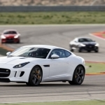 2015 Jaguar F Type R Coupe